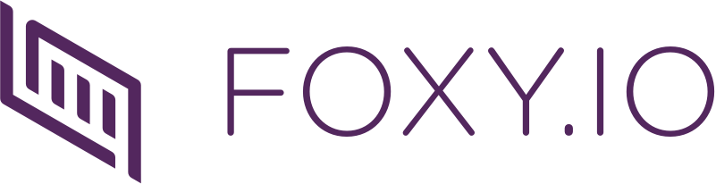Foxy is custom ecommerce, simplified.
